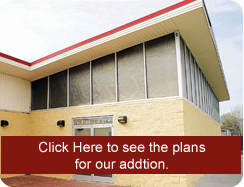 Click here to see the plans for our addition!